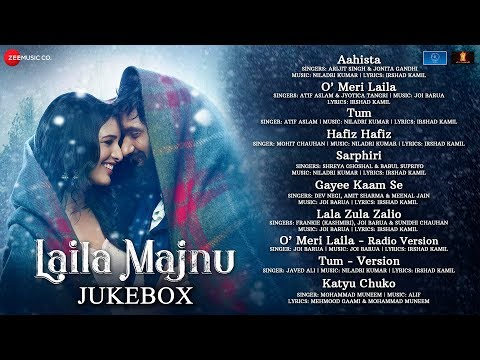 Laila Majnu  Full Movie Audio Jukebox  Avinash Tiwary & Tripti Dimri