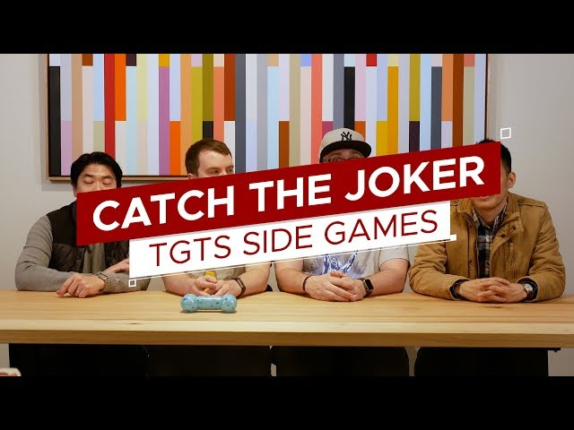 Tech History Timeline Trivia | Game: Catch the Joker | TGTS Side Games #3