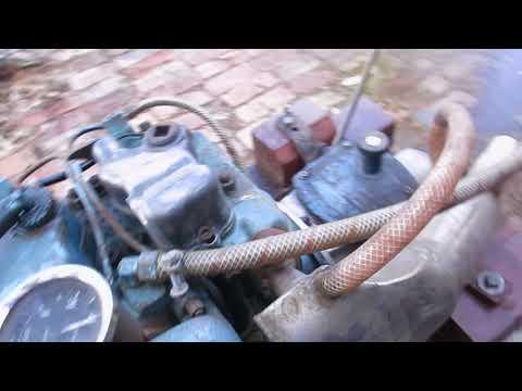 Arona A100M 2-cyl diesel marine engine