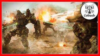 Стим BATTLETECH Отряд наемников на боевых роботах
