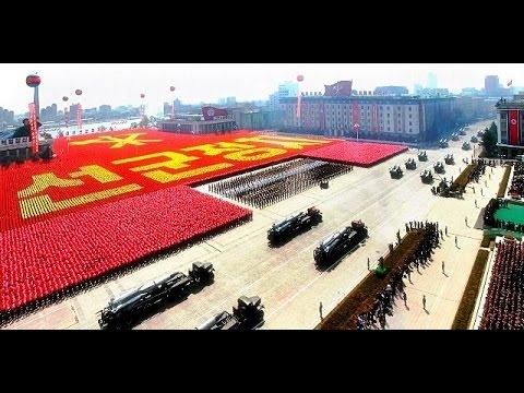 Amerika vs Kuzey Kore Askeri Güç Karşılaştırması (Sesli Anlatım)