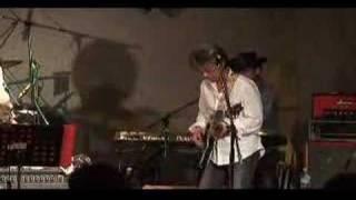 金沢G-stage 2008年5月18日 【THE SOAPS】 ミリオン玉川:Gt、Vo ヨーダ...