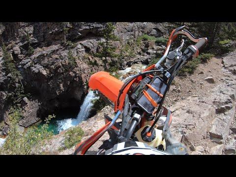 Video Intermission – Schofield Pass Crash Into The Waterfall