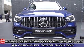2020 Mercedes AMG GLC 43 4MATIC - Exterior And Interior - Frankfurt Motor Show 2019