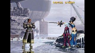 King of Fighters 2000 - Zero/Krizalid Gameplay