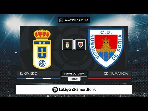 Real Oviedo - CD Numancia MD10 D1600