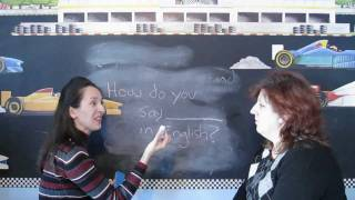 Lesson 5 - More Useful Expressions - Learn English with Jennifer