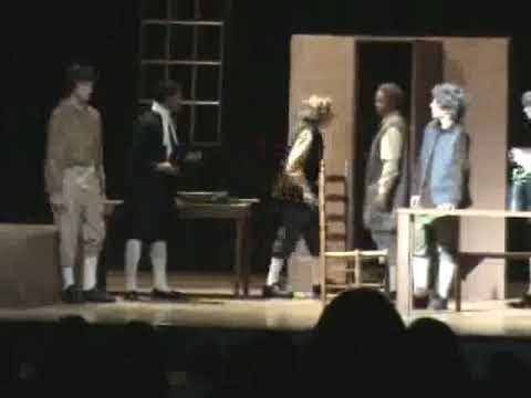 The Crucible, performed by Columbus Alternative High School