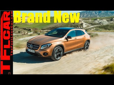 2018 Mercedes-Benz GLA: Everything You Ever Wanted To Know