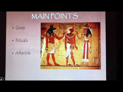 PPT Of Ancient Egyptian Religion