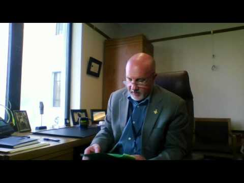 My Life as a State Representative Week One