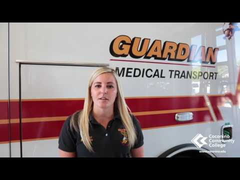 Coconino Community College grad helps others as paramedic