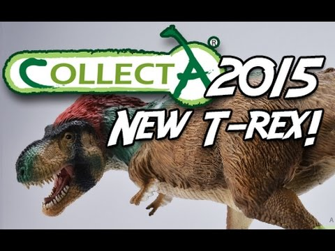 CollectA 2015 Dinosaurs Exclusive Look #2