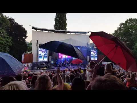 Koncert Michala Davida (24.6.2016)