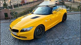 1000+ л.с. BMW Z4 Turbo. Быстрее чем моя М5?