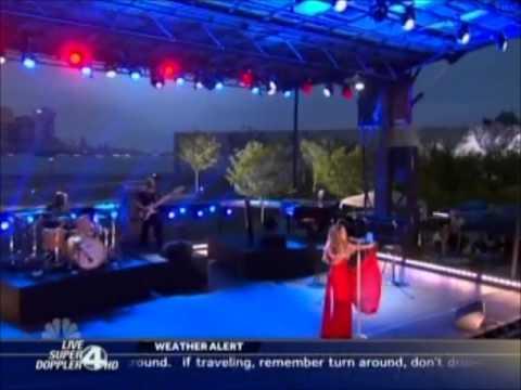 Mariah Carey America the Beautiful July 4, 2013