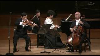 Tchaikovsky  Piano Trio a-moll  op.50 Hiroko Nakamura