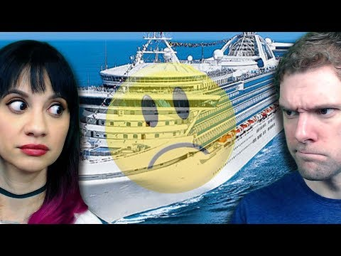 PRINCESS CRUISES FAIL - Norovirus again?