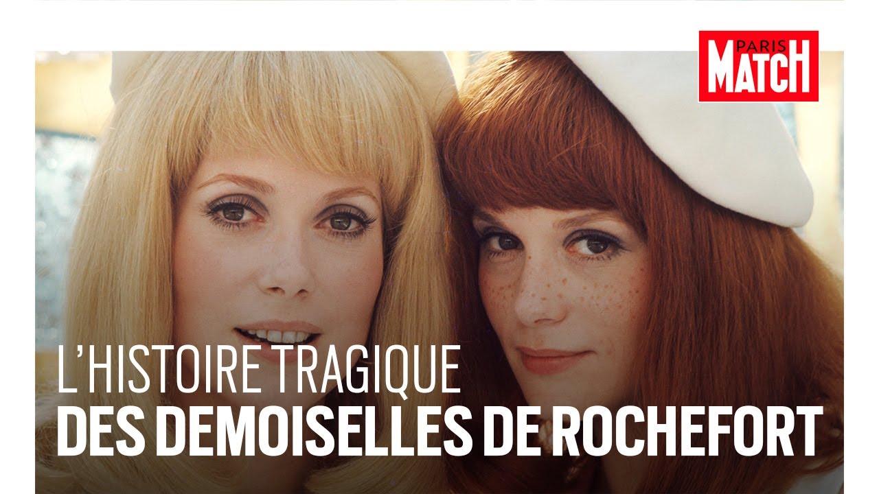 L'histoire tragique des Demoiselles de Rochefort
