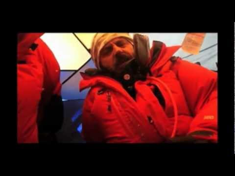 FATHER AND SON CLIMBING EVEREST 2012---ALBANIAN EXPEDITION