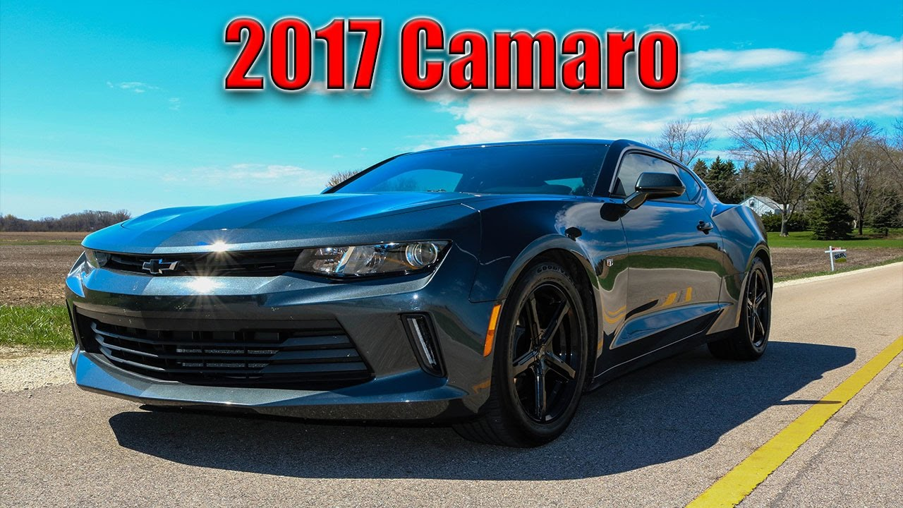2017 Chevy Camaro Lt 0 60 Mph Exhaust Test Drive By