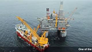 Роснефть в Азиатско-Тихоокеанском регионе
