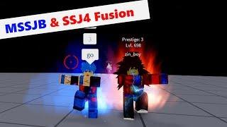 SSJ4 AND MSSJB FUSION | DBZ Final Stand thumbnail