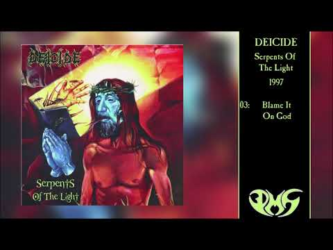 DEICID̲E̲ Serpent̲s̲ Of The Ligh̲t̲ (Full Album) 4K/UHD