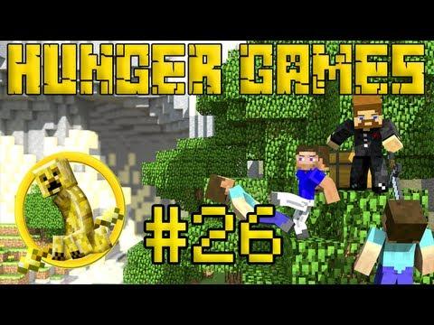 Minecraft Hunger Games #26 - Боевой...
