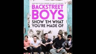 Backstreet boys Show em what your made of movie thoughts and review and things