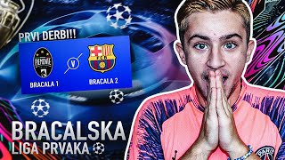 🔴BRAĆALSKA LIGA PRVAKA IS BACK!!!🔴