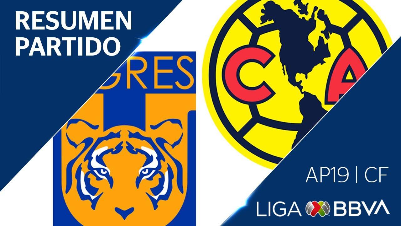 Tigres vs Amrica: dnde ver hoy en vivo partido de Liga MX