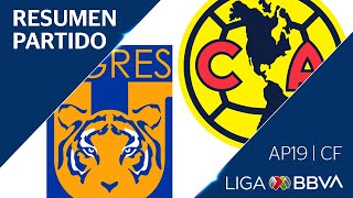 Download Resumen y Goles | Tigres UANL vs América | Cuartos de Final - Apertura 2019  | Liga BBVA MX Mp3 and Videos
