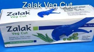 Zalak Veg Cut