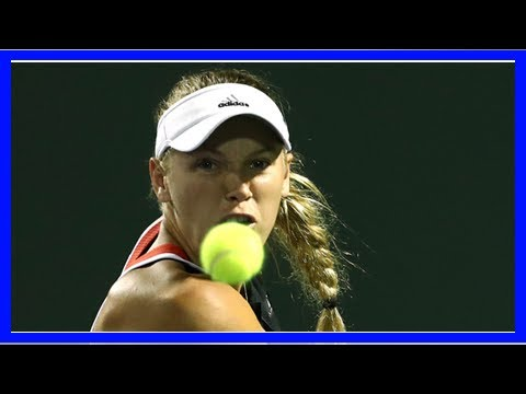Miami Open: Caroline Wozniacki stunned but Venus Williams survives scare - Tennis365.com By J.News