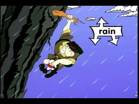 Between the Lions: Cliff Hanger and the Rain