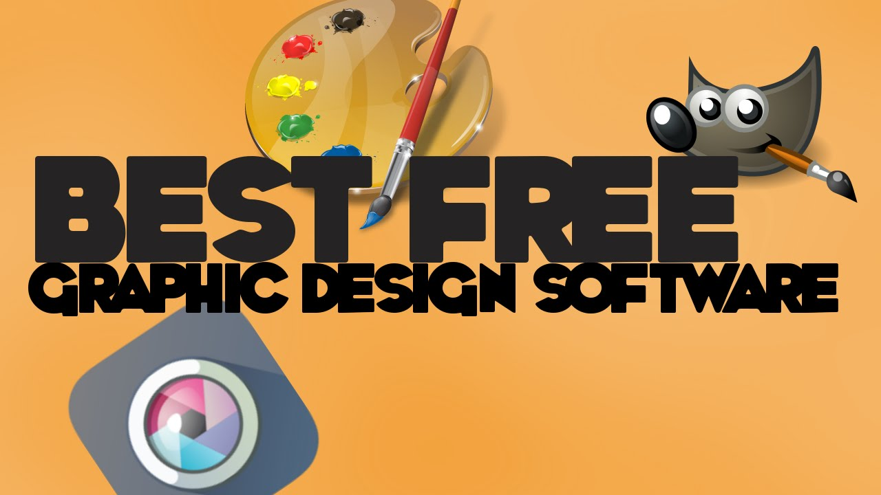 Best Free Graphic Design Programs - YouTube