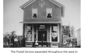 #10 The Settled West, 1890s   Narrated Slides 10min