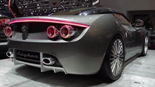 Spyker B6 Venator Concept 2013 Videos