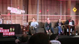 Part 2 of 2 Eugene Clark, Panel, Walker Stalker Con Nov 2013 B M12500291