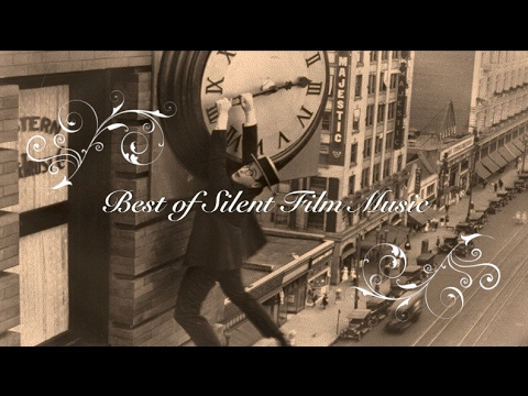 Silent Movie & Silent Film: Silent Film Music, Silent Movie Music Funny Soundtrack