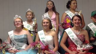 Scaggs Crowned Fair Queen