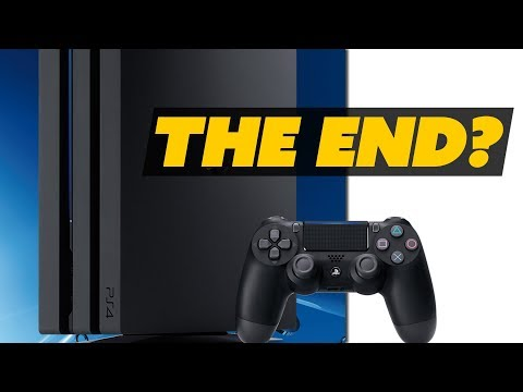 Sony: PlayStation 4 Entering the End of Its Lifecycle - Game News