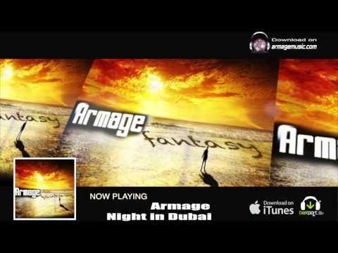 Armage - Night in Dubai | Trance, Progressive, Club, Dance | Trance Music HD VIdeo