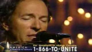 Bruce Springsteen - My City of Ruins (WTC Benefit)