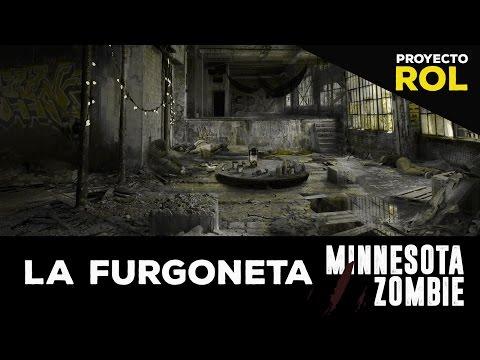 Minnesota Zombie-La furgoneta. Ep 4º. 2º Temporada