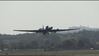 U-2 - Mission - Ratty01 -  Departure - Fairford - 23/06/20