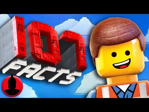 Thumbnail: 107 Lego Movie Facts YOU Should Know - (ToonedUp #120) @ChannelFred