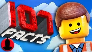 107 Lego Movie Facts YOU Should Know - (ToonedUp #120) @ChannelFred