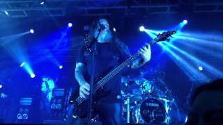11 - Take Control - Slayer (Live in Raleigh, NC - 2/27/16)